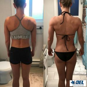 Jenn's Progress Back