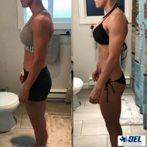 Jenn's Progress Side